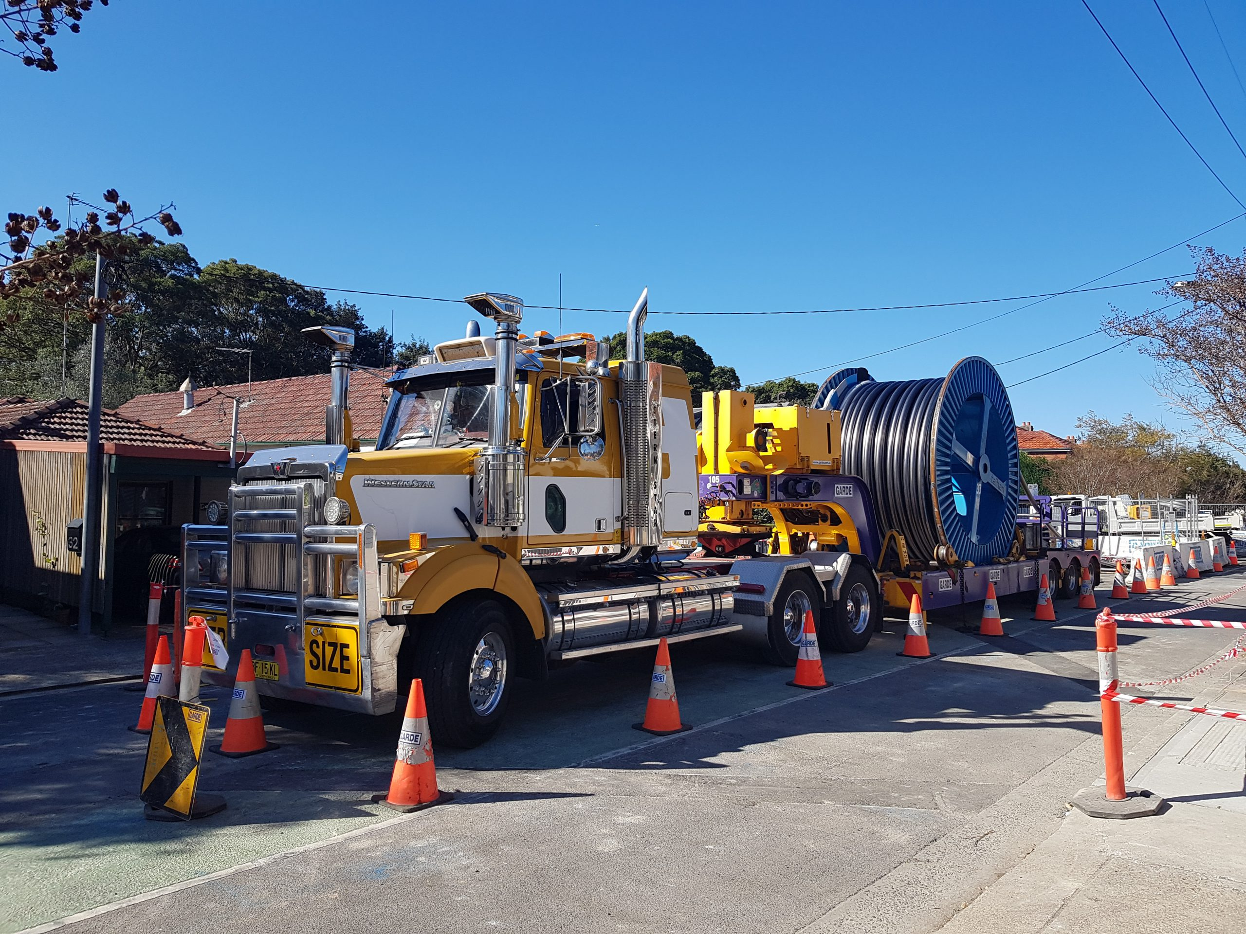 Sydney Metro – Martin Place And Pitt St 11KV HVC And Reticulation